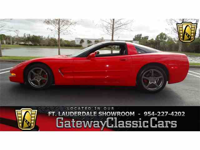 Picture of '00 Corvette - MSPQ