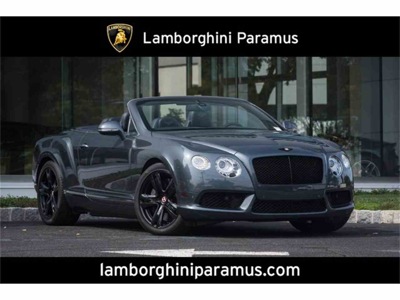 2013 Bentley Continental GTC V8 for Sale | ClassicCars.com | CC-1060365