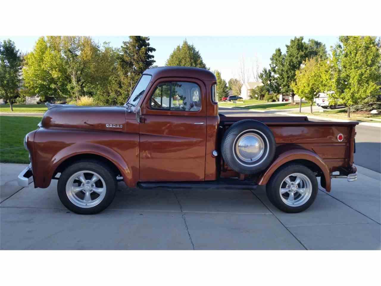 1949 Dodge B1 for Sale | ClicCars.com | CC-1063651
