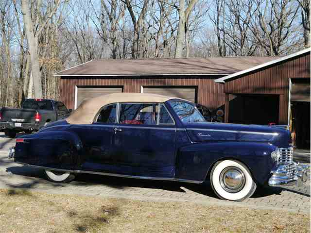 Picture of Classic '48 Lincoln Zephyr located in Alsip Illinois - $46,900.00 Offered by  - MSPY