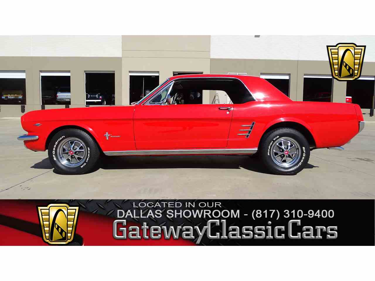 1966 Ford Mustang for Sale | ClassicCars.com | CC-1063671