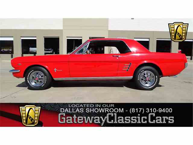 Picture of '66 Mustang - $24,995.00 Offered by Gateway Classic Cars - Dallas - MSQF