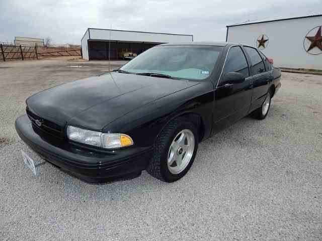 Picture of '96 Impala SS - MSR7