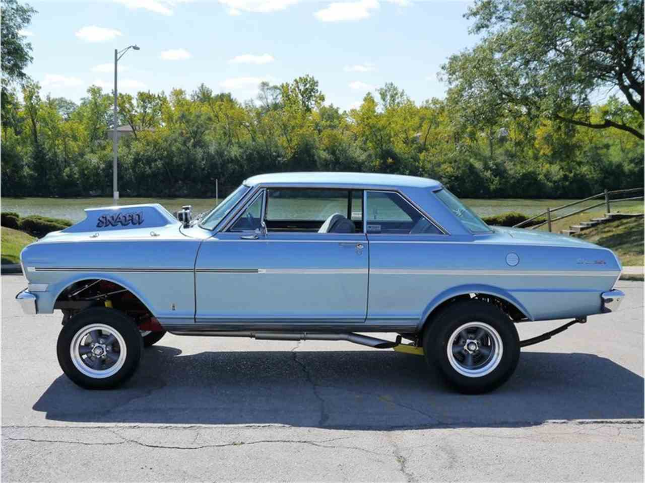 1963 Chevrolet Nova for Sale | ClassicCars.com | CC-1063701