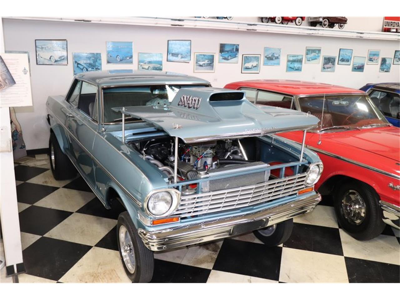 Large Picture of '63 Nova - MSR9