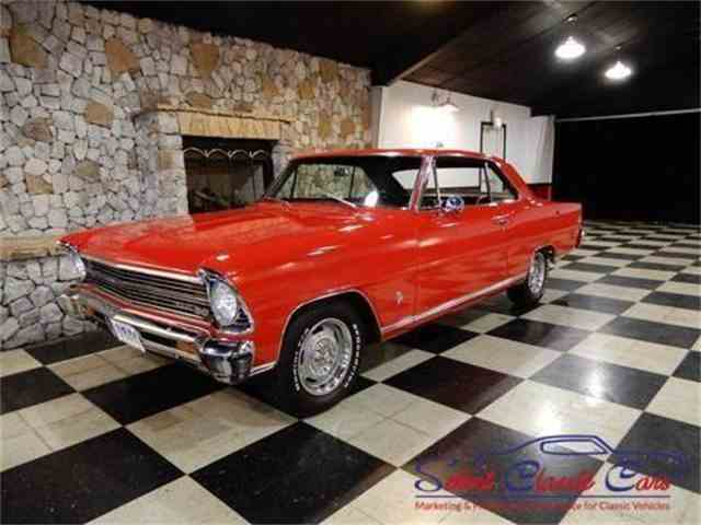 Picture of 1967 Nova located in Georgia - $35,500.00 Offered by  - MSRZ