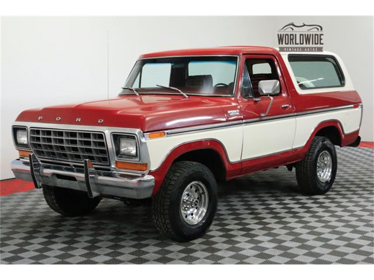 1979 Ford Bronco For Sale Classiccars Com Cc 1063731