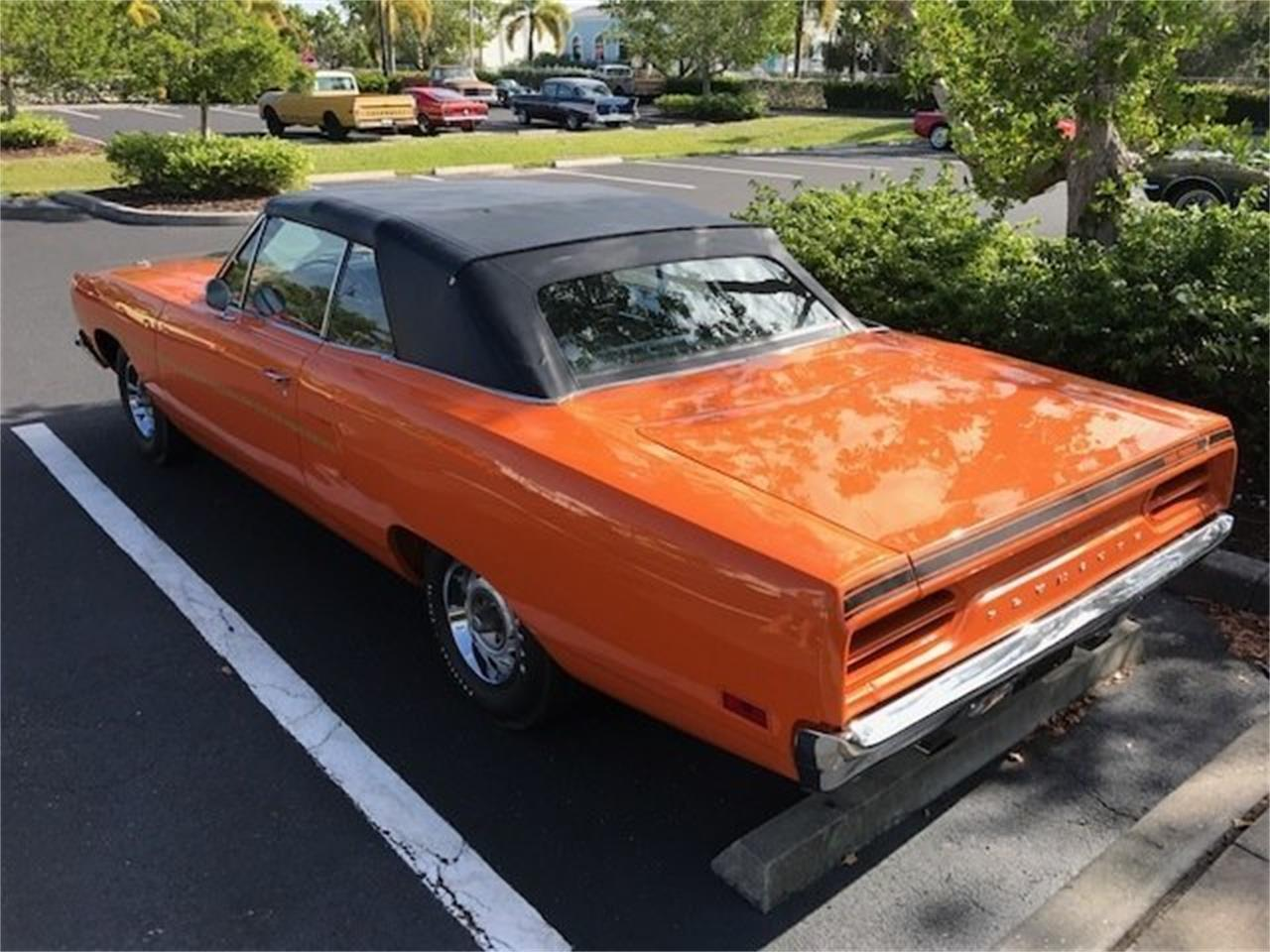 Large Picture of 1970 Road Runner Convertible located in Florida Auction Vehicle Offered by Premier Auction Group - MSSF