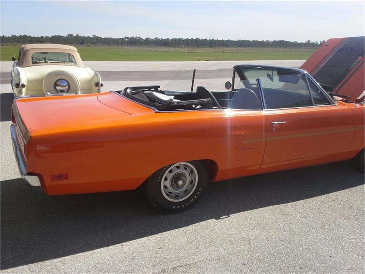 Large Picture of Classic '70 Road Runner Convertible located in Punta Gorda Florida - MSSF