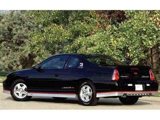 Picture of '02 Monte Carlo Earnhardt Edt - MSSH