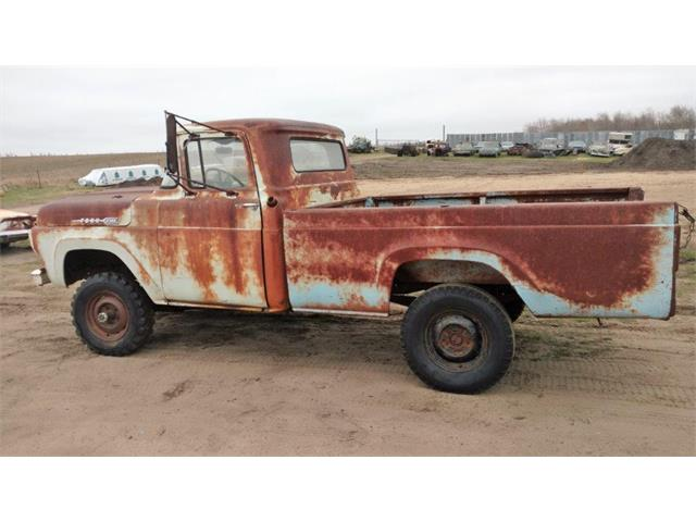 Picture of Classic 1960 1/2 Ton Pickup Offered by  - MSSS