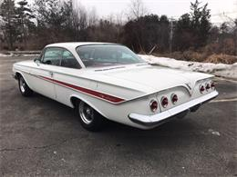 Picture of Classic 1961 Impala located in Westford Massachusetts - MST5