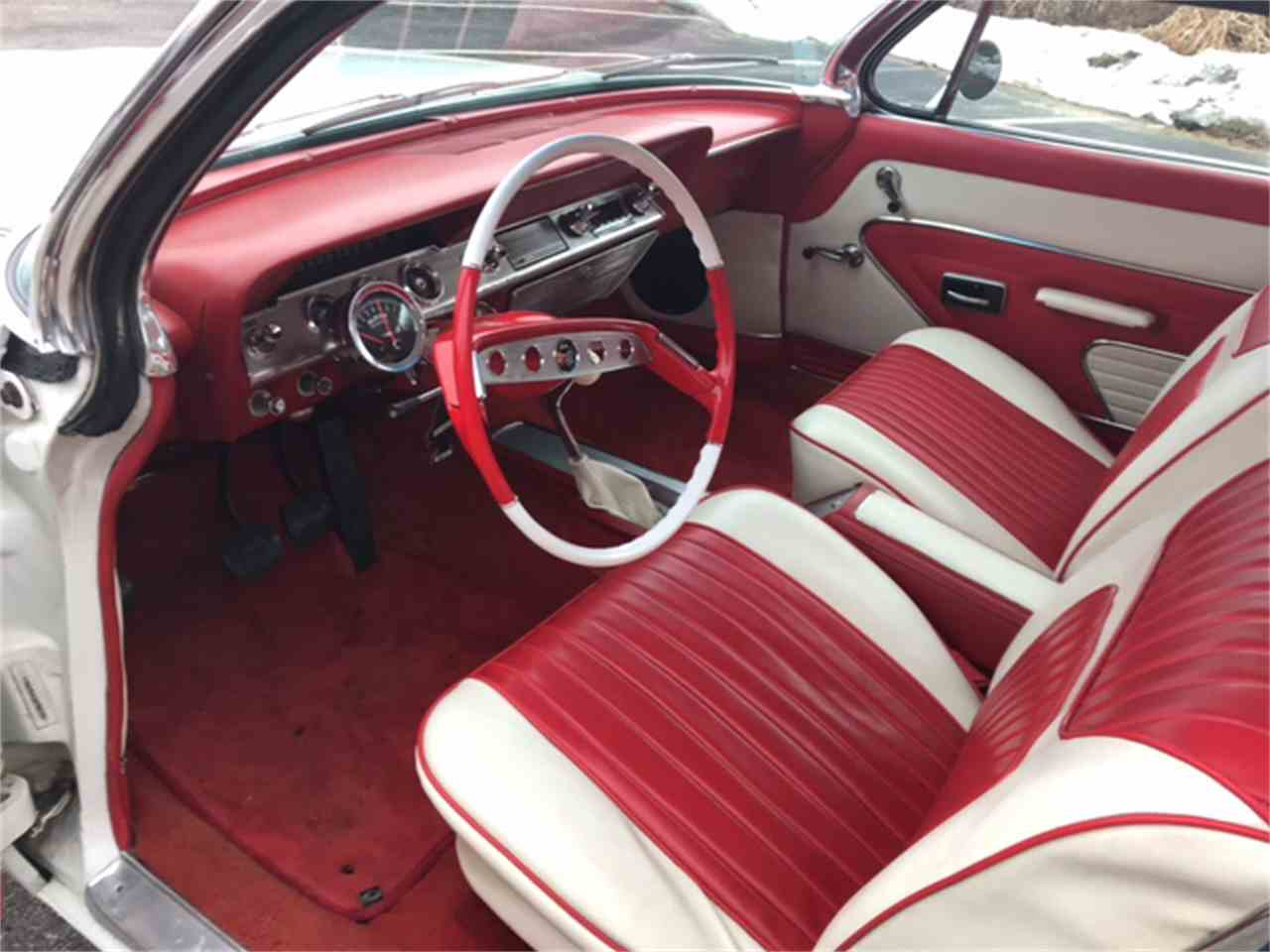 Large Picture of '61 Impala - MST5