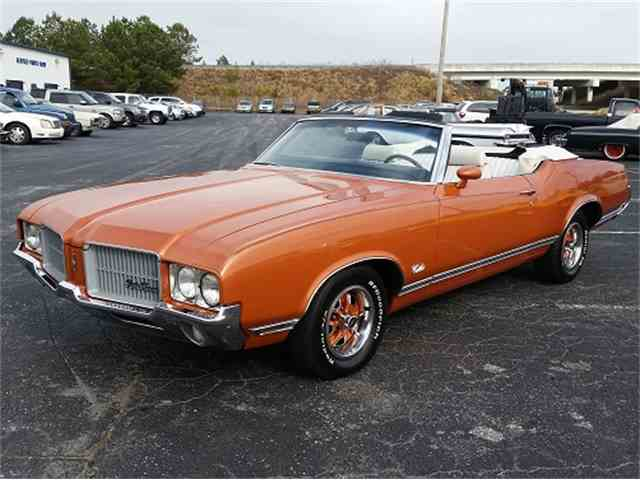 Picture of '71 Cutlass - MST6