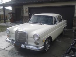Picture of Classic '68 Mercedes-Benz 230 located in Salt Lake City Utah - MSTE