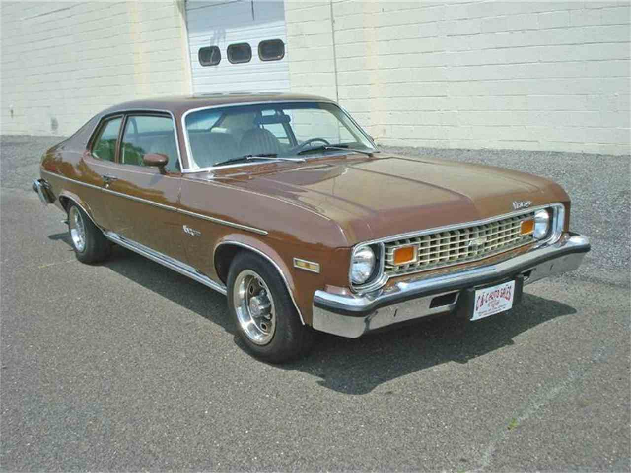 1973 Chevrolet Nova for Sale   ClicCars.com   CC-1063792