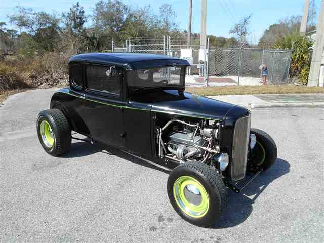 Picture of '31 Coupe - MSUC