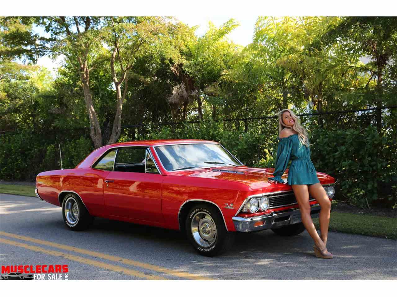1966 Chevrolet Chevelle Malibu for Sale   ClassicCars.com   CC-1063819