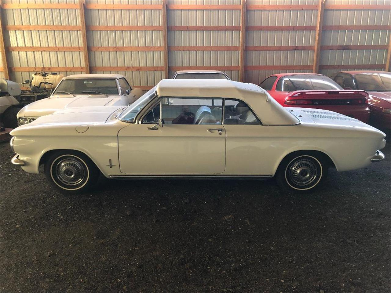 Large Picture of '63 Chevrolet Corvair - $9,995.00 Offered by Shade's Classic Cars - MSUK