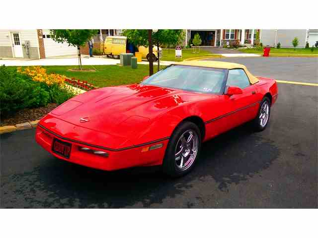Picture of '90 Corvette - MSV8