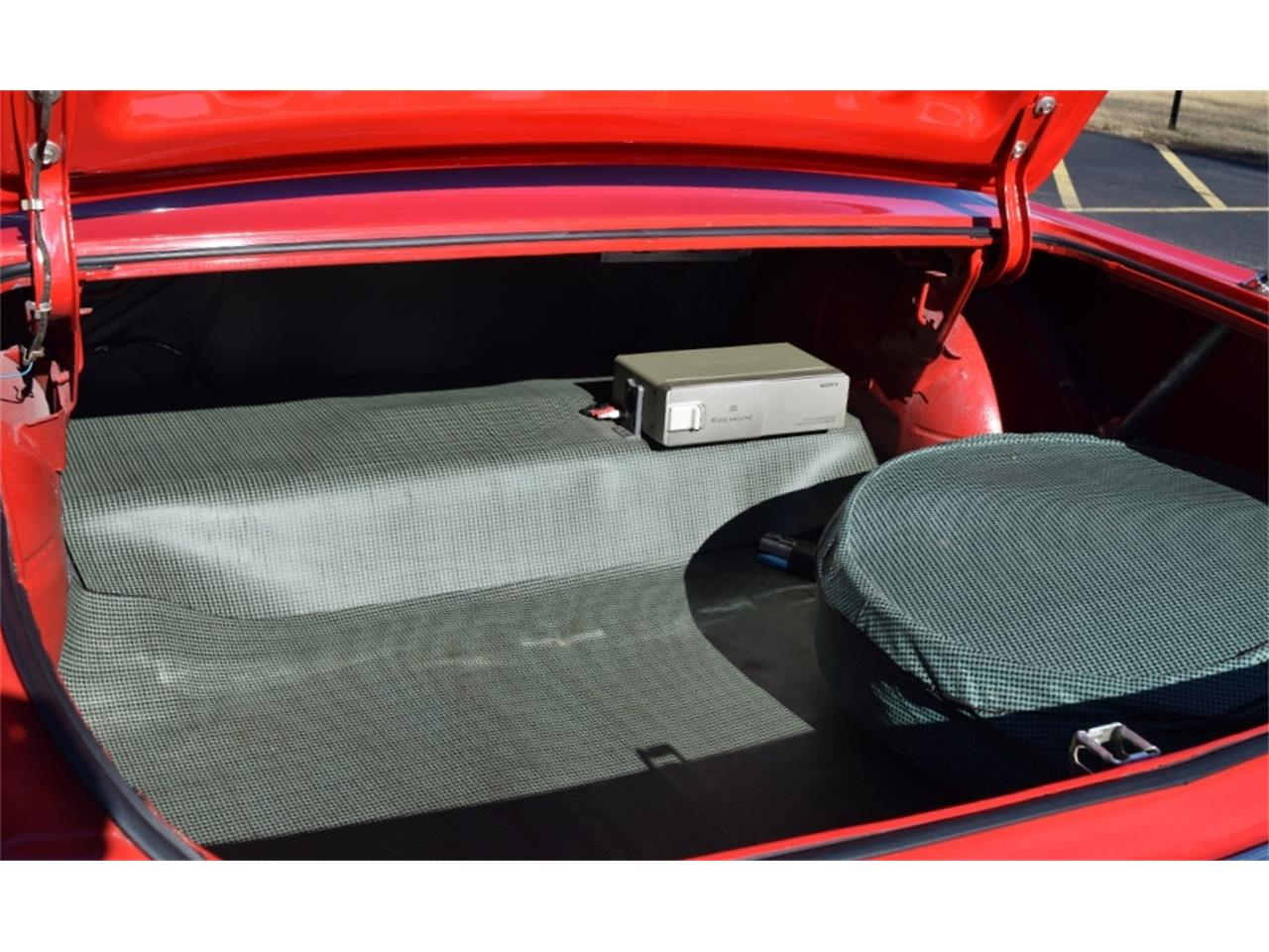 Large Picture of 1965 Pontiac GTO located in Fredericksburg Virginia - $57,900.00 Offered by Classic Car Center - MSVJ