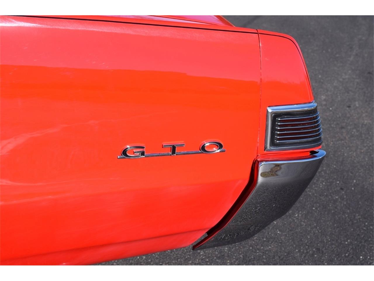 Large Picture of '65 GTO Offered by Classic Car Center - MSVJ