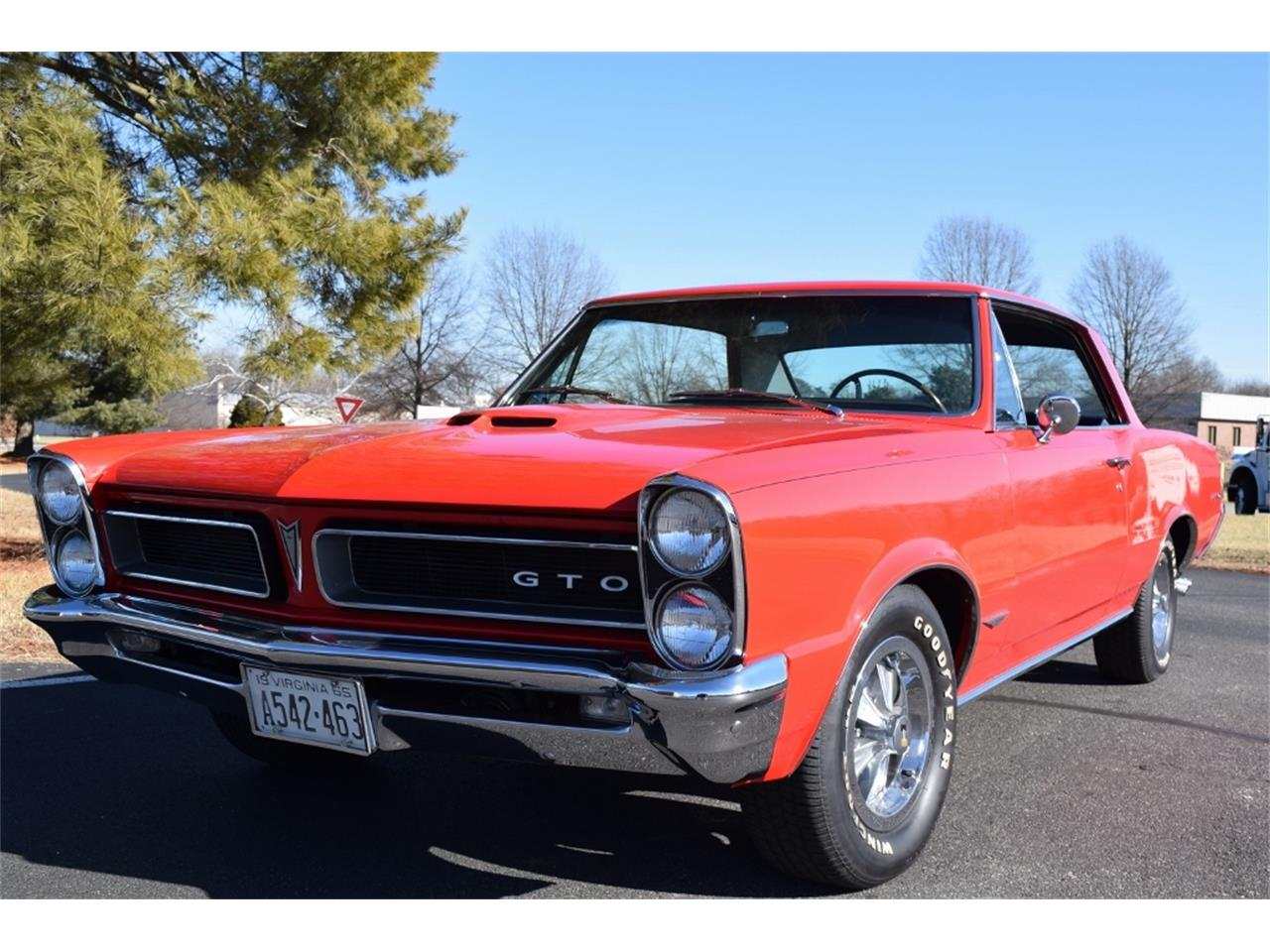 Large Picture of Classic 1965 Pontiac GTO - MSVJ