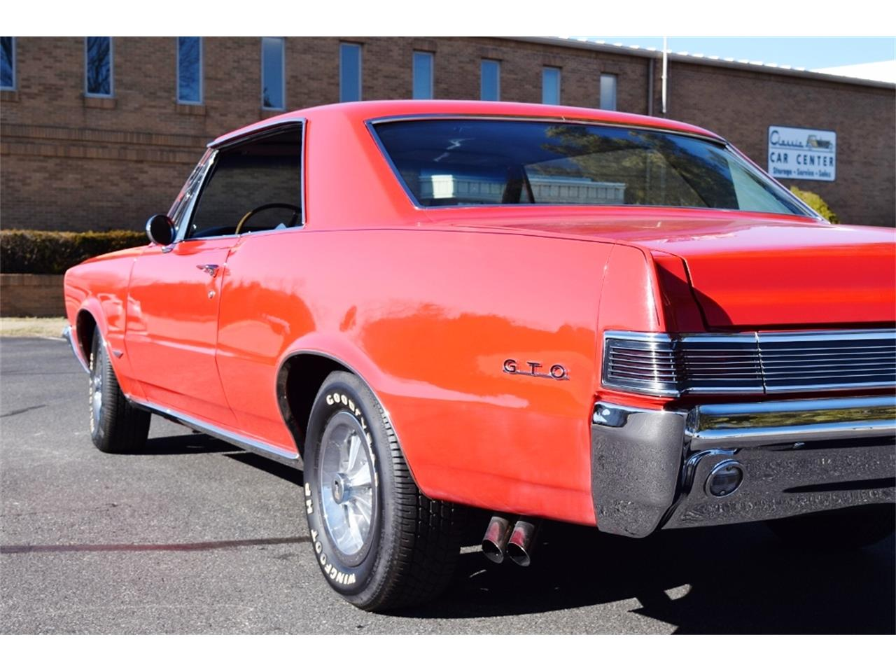 Large Picture of 1965 GTO located in Virginia - $57,900.00 - MSVJ