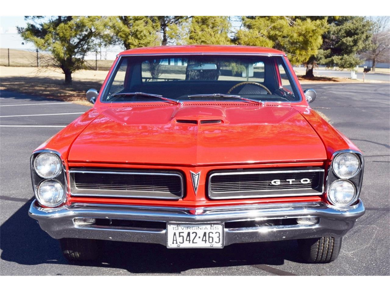 Large Picture of '65 GTO - MSVJ