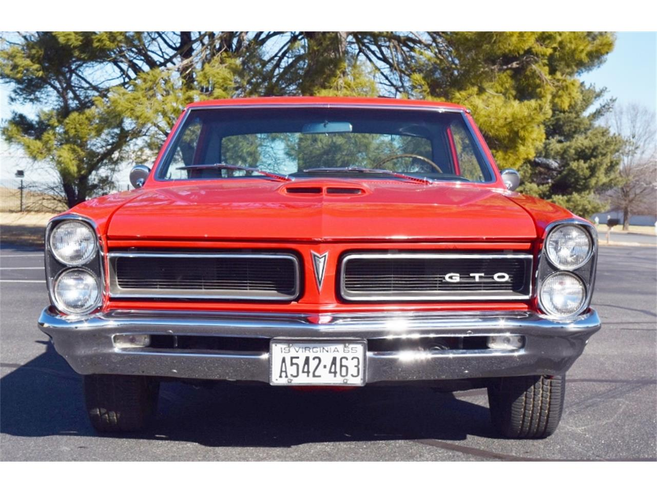 Large Picture of Classic '65 Pontiac GTO - MSVJ