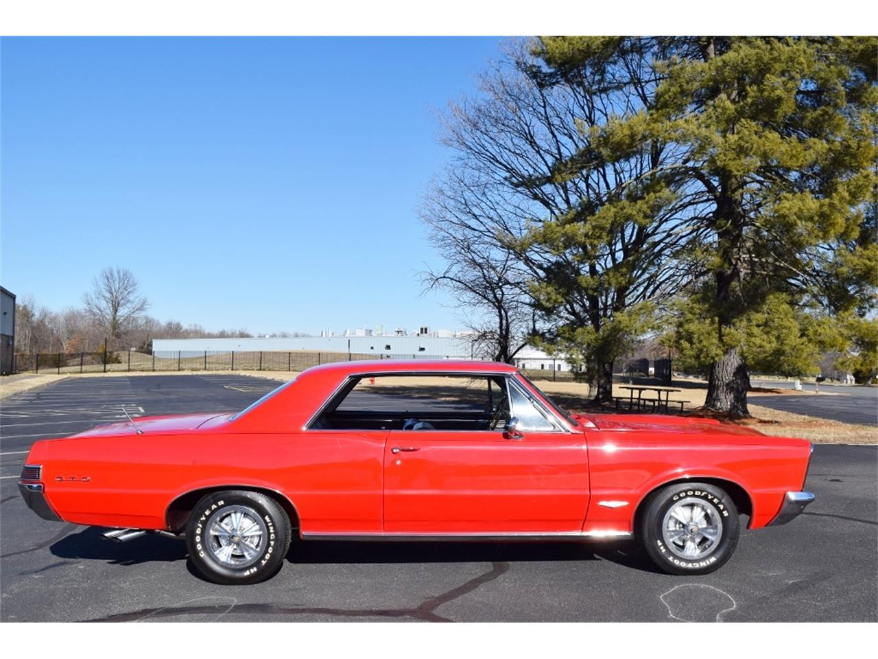 Large Picture of Classic '65 Pontiac GTO located in Fredericksburg Virginia Offered by Classic Car Center - MSVJ