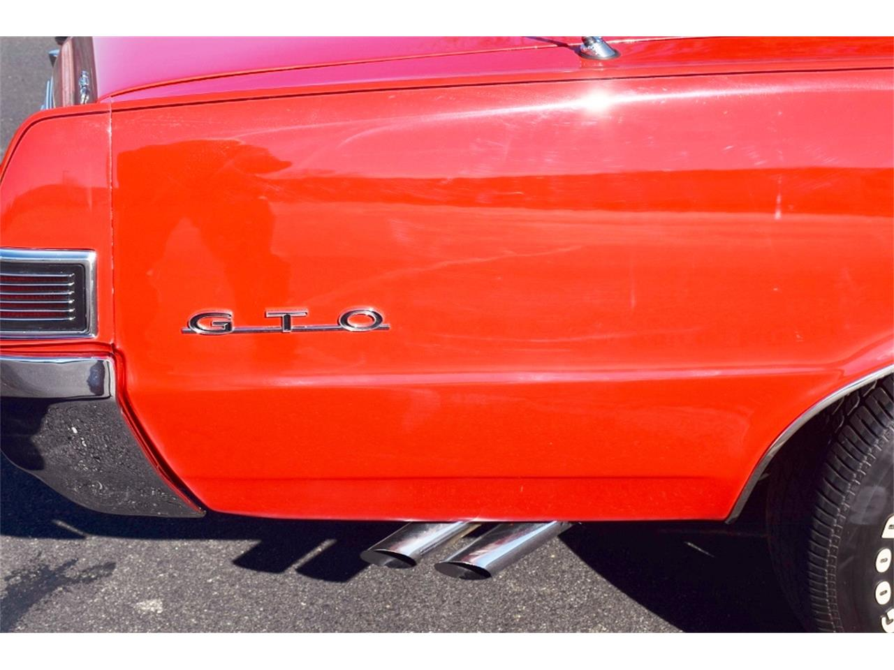 Large Picture of '65 Pontiac GTO Offered by Classic Car Center - MSVJ