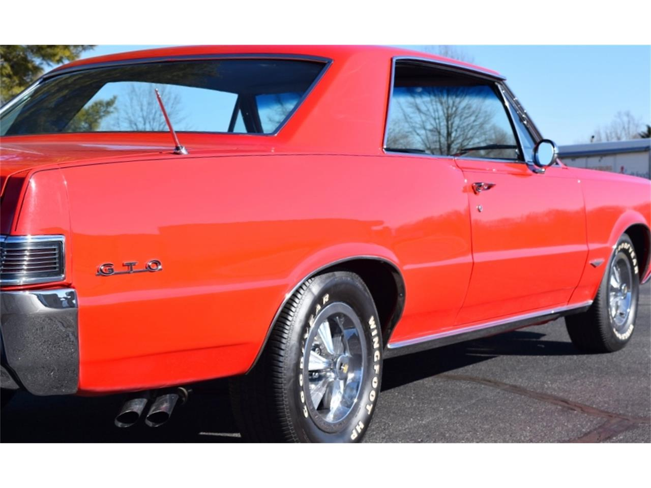 Large Picture of '65 GTO located in Virginia - MSVJ