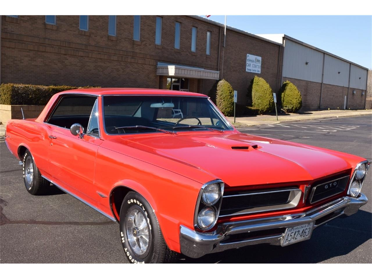 Large Picture of '65 Pontiac GTO - MSVJ