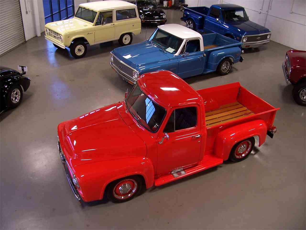 Large Picture of '55 F100 - MSVQ