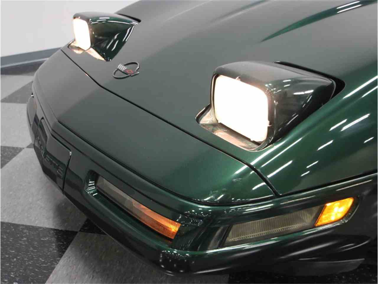 Large Picture of '92 Corvette - MSWH