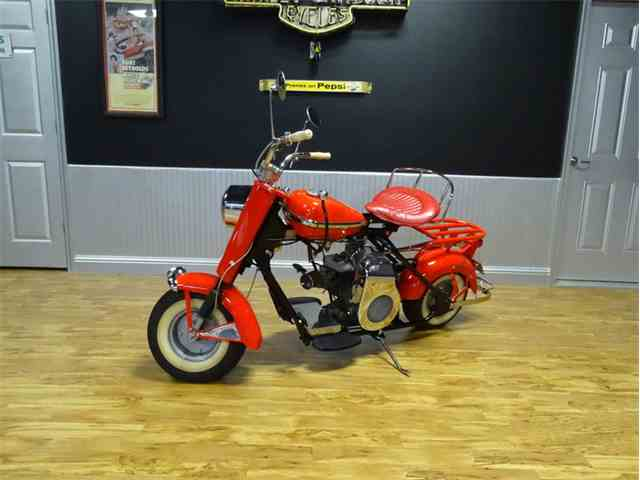 Picture of '60 Motorcycle - MSWM