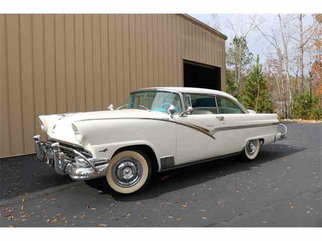 Picture of Classic 1956 Ford Victoria located in NORTH CAROLINA Auction Vehicle - MPXJ