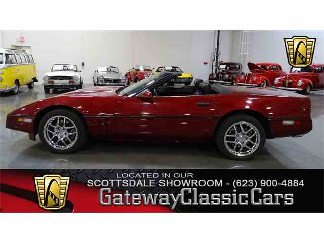 Picture of 1989 Corvette located in Deer Valley Arizona - $15,595.00 Offered by Gateway Classic Cars - Scottsdale - MSXA