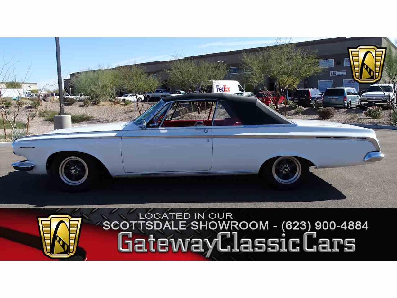 1963 Dodge Polara for Sale | ClassicCars.com | CC-1063920