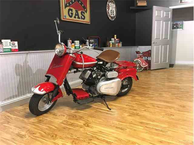 Picture of '64 Motorcycle - MSXU