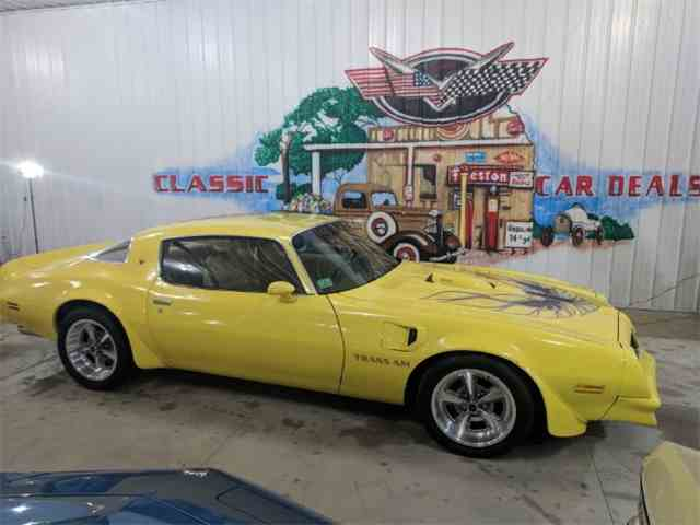 Picture of '76 Firebird Trans Am - MSXW