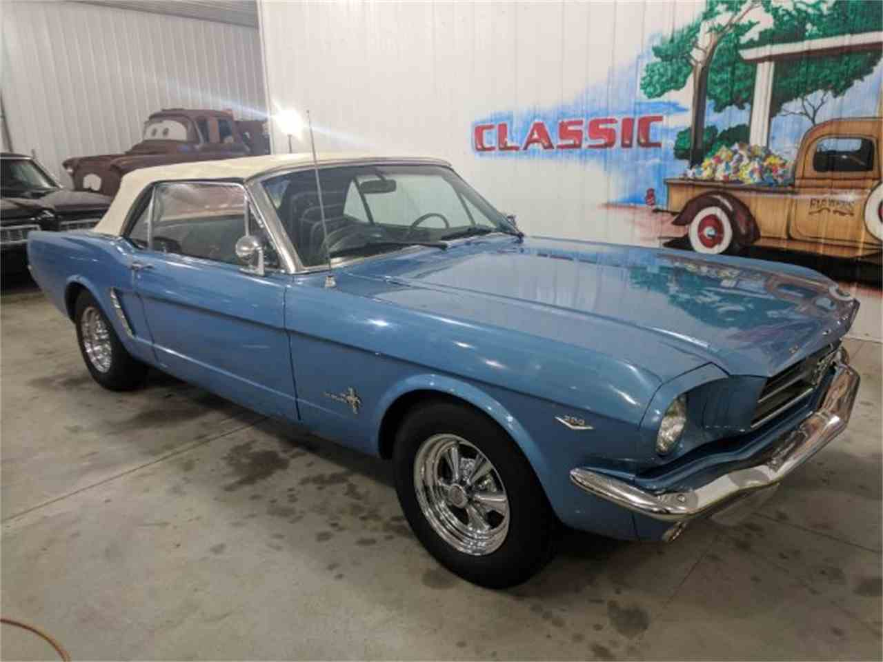 1965 Ford Mustang for Sale | ClassicCars.com | CC-1063942