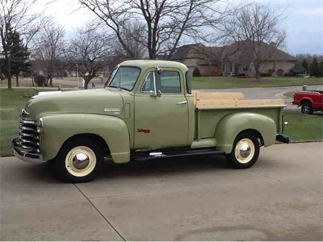 1951 chevrolet pickup for sale cc 932374 for 1951 chevy 5 window pickup for sale