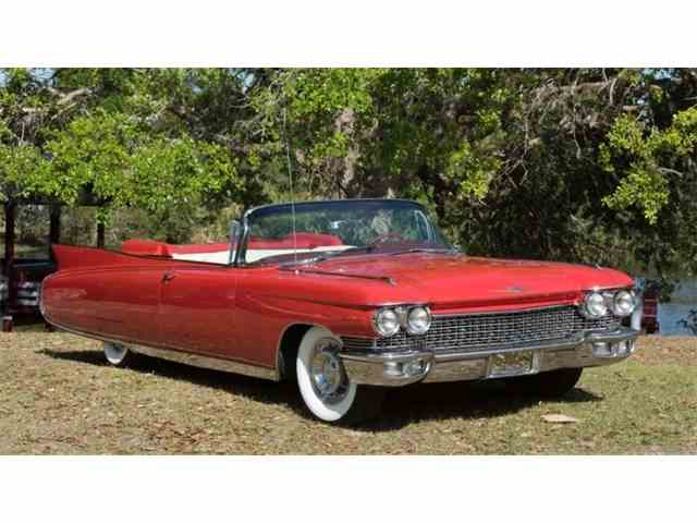Picture of Classic 1960 Cadillac Eldorado located in FLORIDA Auction Vehicle Offered by Premier Auction Group - MSYT