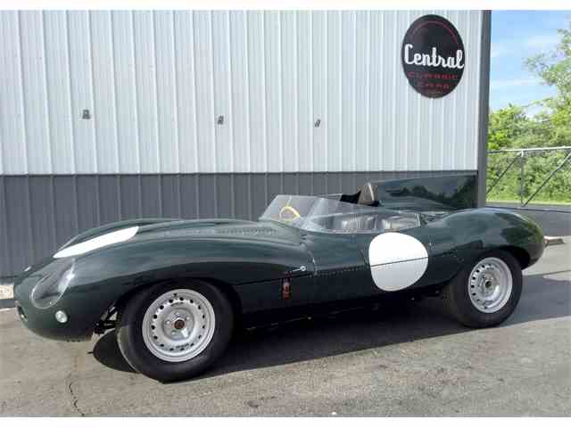 Picture of '55 D-Type - MQ7I
