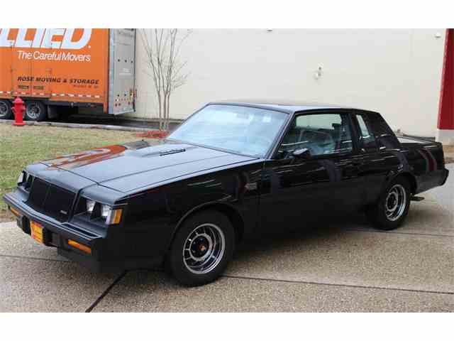 Picture of '87 Grand National - MSZ1