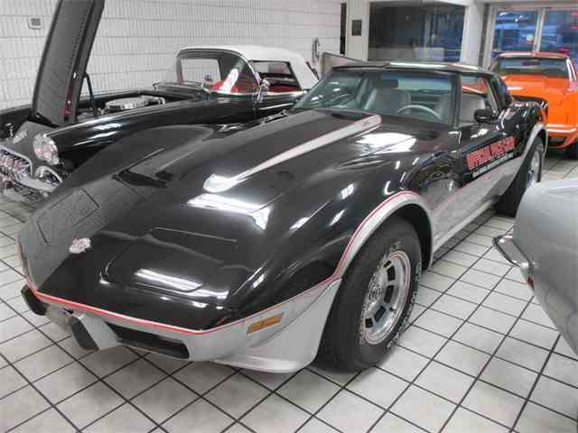 Picture of '78 Corvette - MSZV