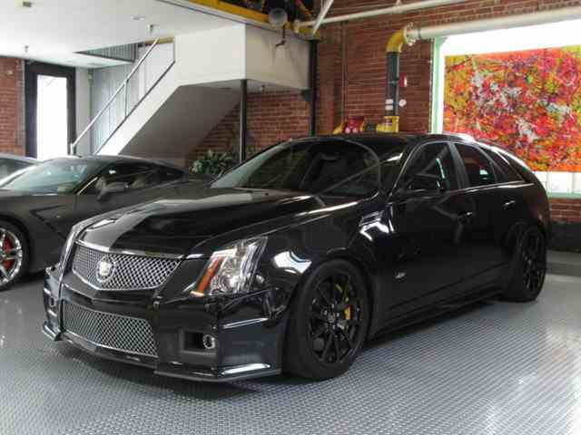 Picture of '13 CTS-V - MT0B