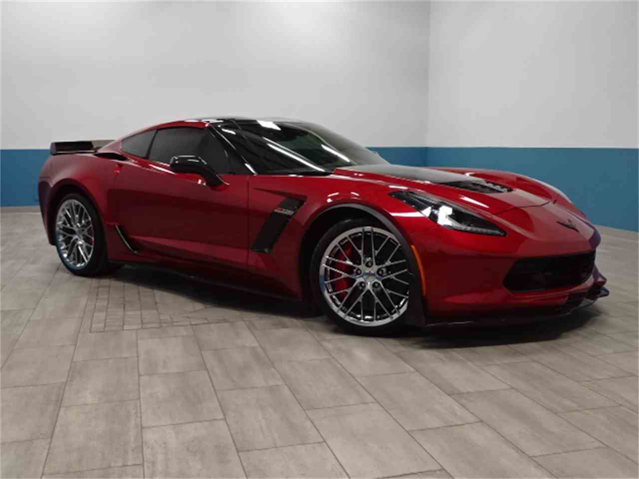 2015 chevrolet corvette z06 for sale cc 1064060. Black Bedroom Furniture Sets. Home Design Ideas